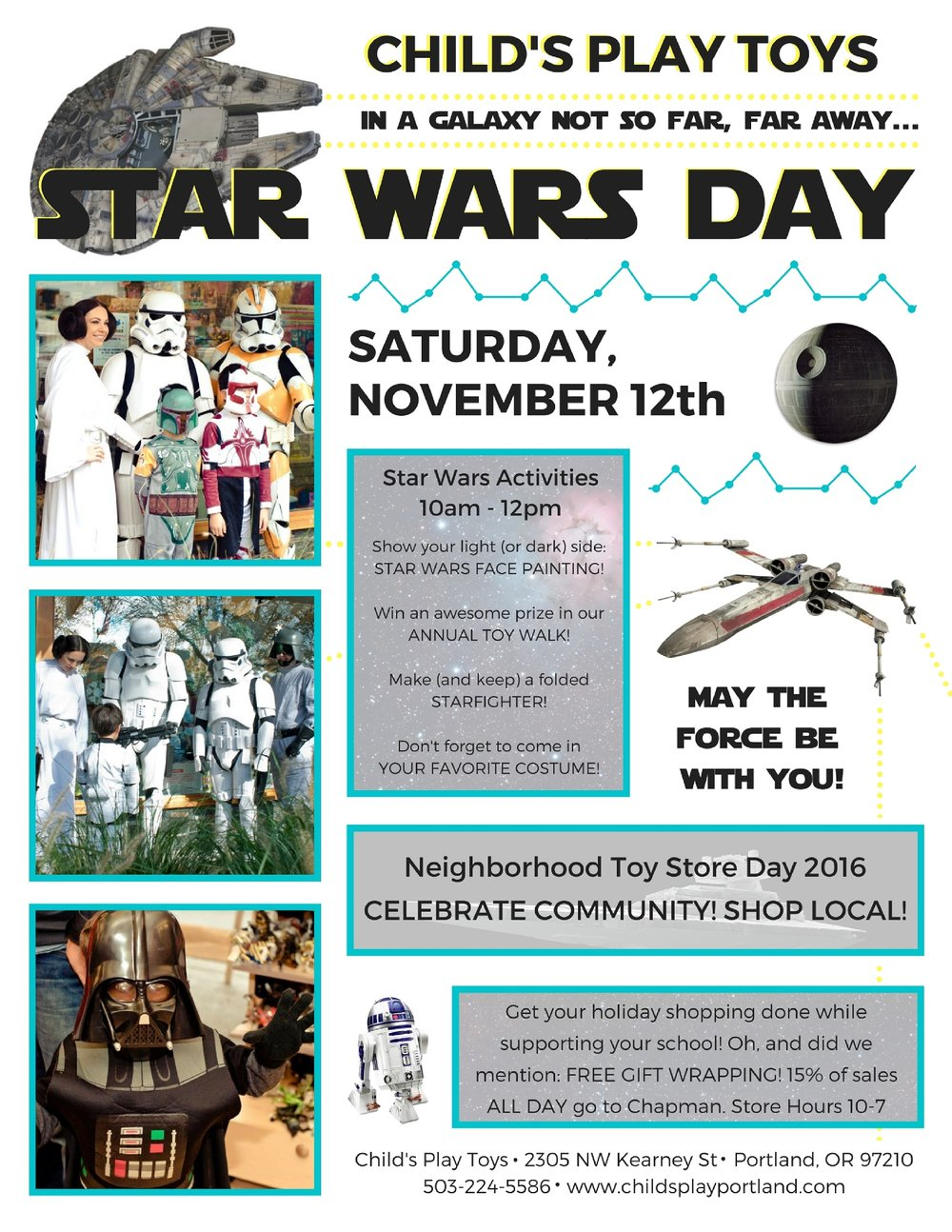 star_wars_day_event_portland_toy_store