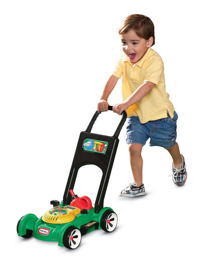 Gas 'n Go Mower, Ages 18 months+ $39.99