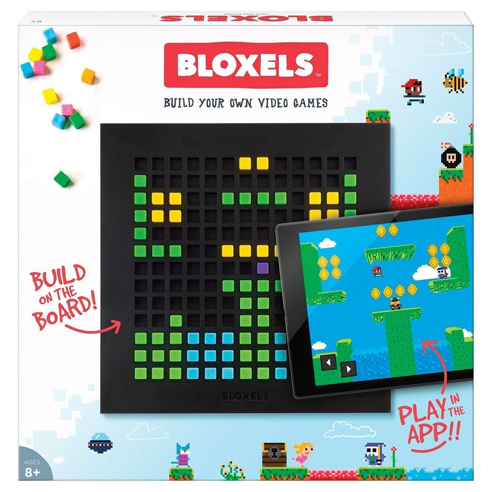 Bloxels: Build Your Own Video Game, Ages 8+ $49.99