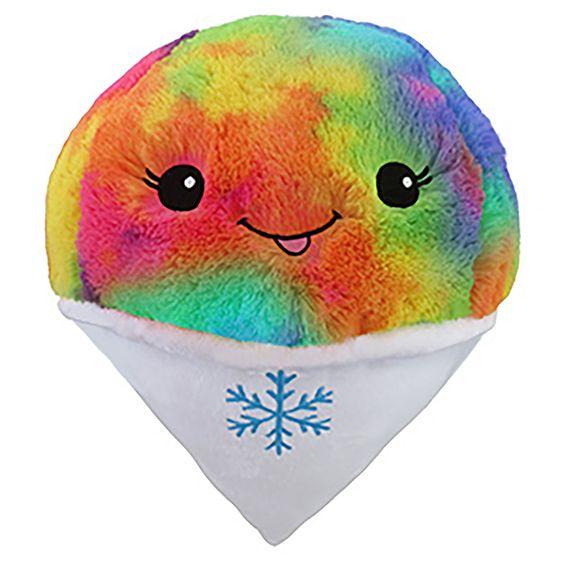 Squishable Snow Cone, 3+, $29.99