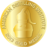 American Distilling Institute—Gold, 2013