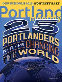 Portland Monthly February 2013