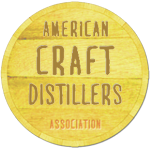 American Craft Distillers Association—Gold, 2014