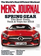 Men's Journal March 2015