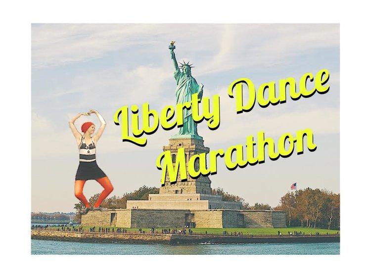 liberty dance marathon for syrian family monica hunken