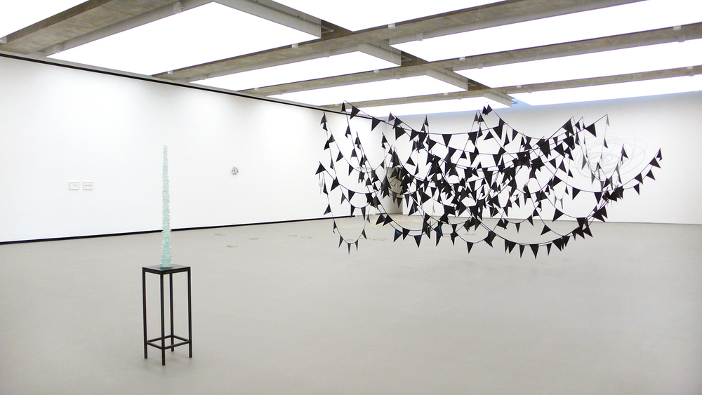 Rift , 2011 stray currents, Towner, Eastbourne