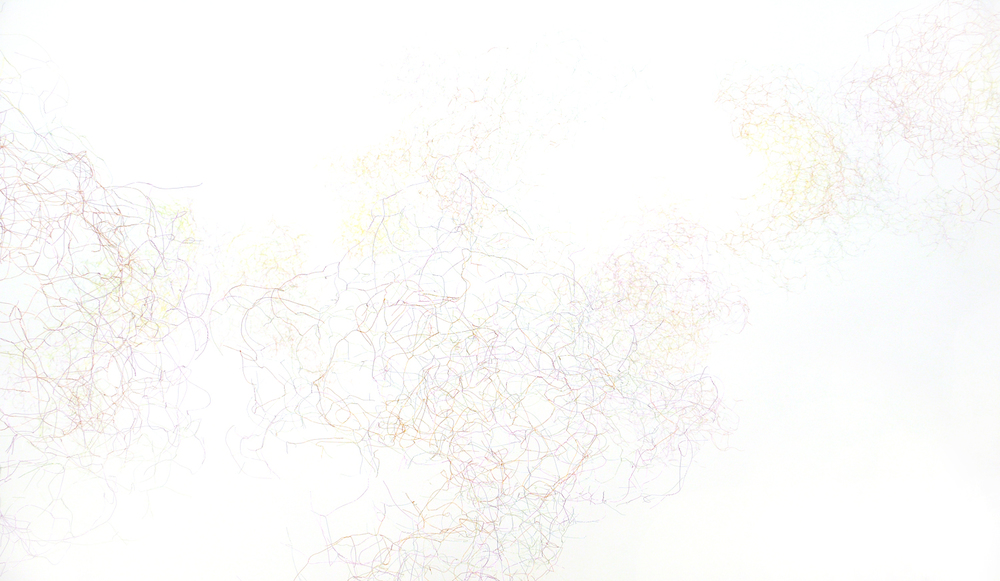 O B A F G K M L T , 2012, wire, dimensions variable