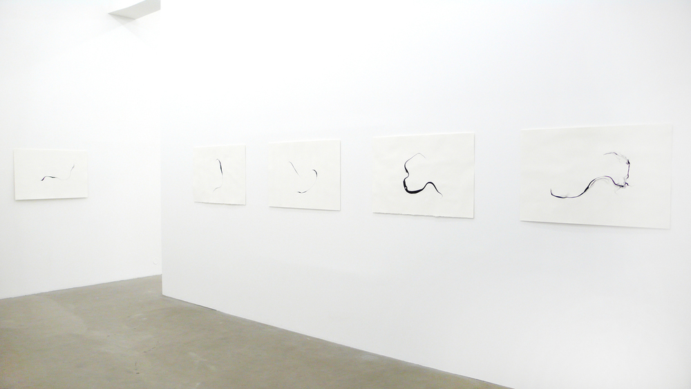 'turbulences', 2014 at SCHLEICHER/LANGE, Berlin