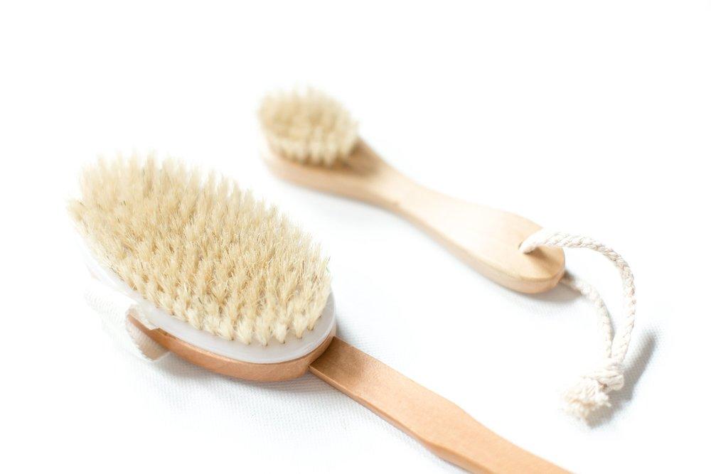 LLP Dry Brushing