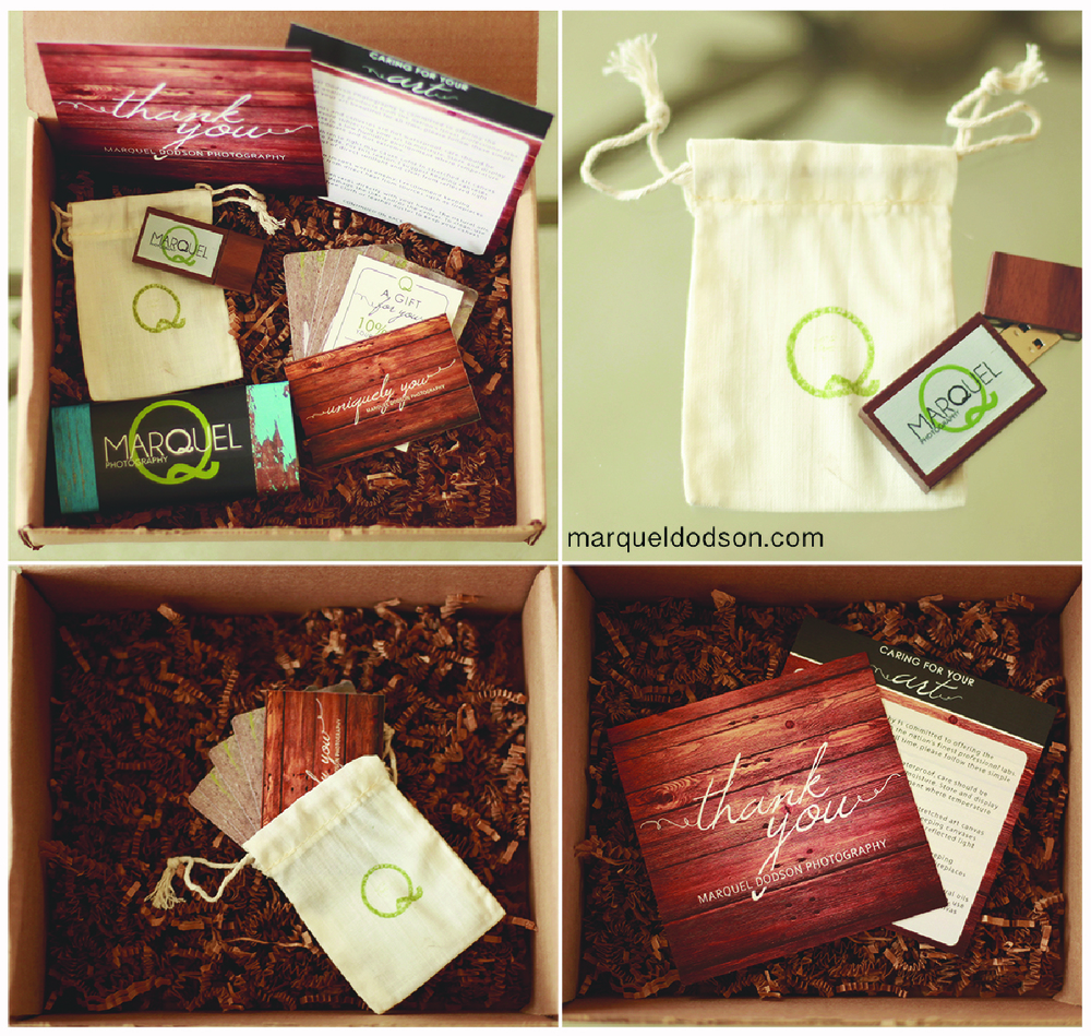 Goodie Box Inside