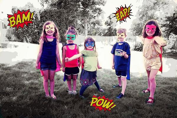 Superhero Crew
