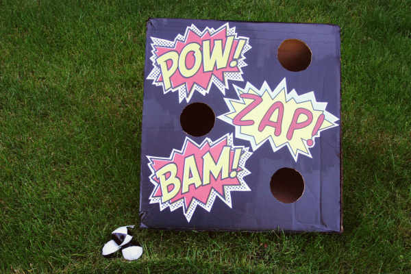 Super Aim Target