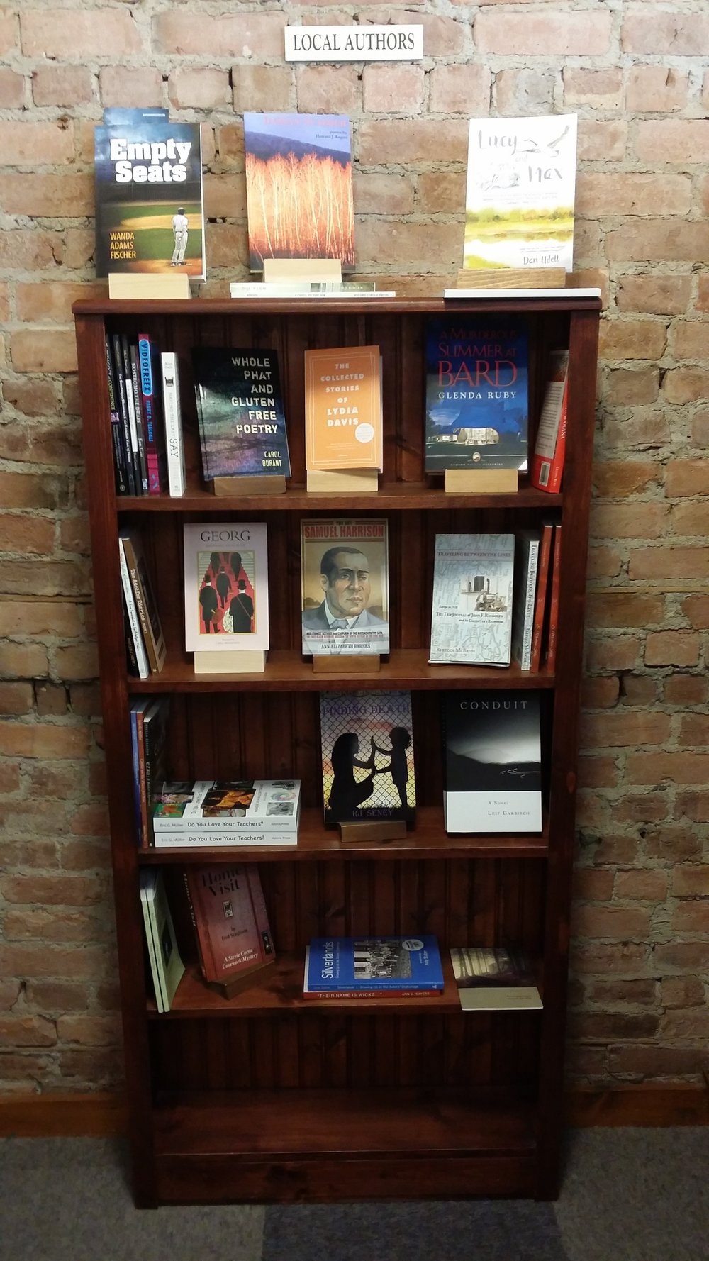 Losing Humanity 1 - Finding Death, at the Chatham Bookstore
