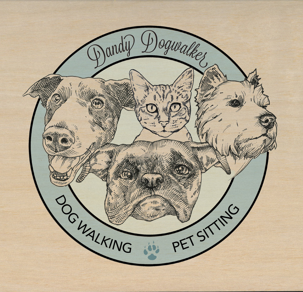 logo design by FURFACE Pet Portraits
