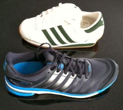 plus de photos 0885d b8076 Adidas adistar Boost — Personal Best Training