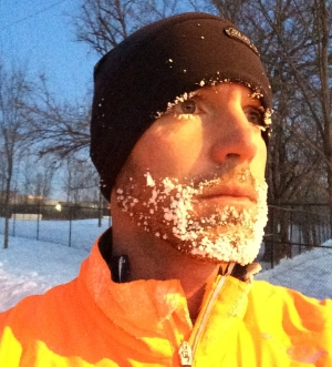 The right goal can get you out of a warm bed and into the cold for a Monday morning 12 miler before the sun rises.