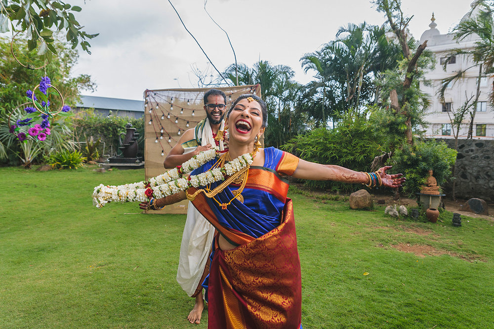 Ram is simply amazing! He's everything I wanted in a photographer - he's passionate, professional, knows his s*hit with lighting and angles. He told our story with our silly, stupid, awkward and emotional moments and I could not be happier!   - Niveditha, Bride. (Chaya & Dashu)