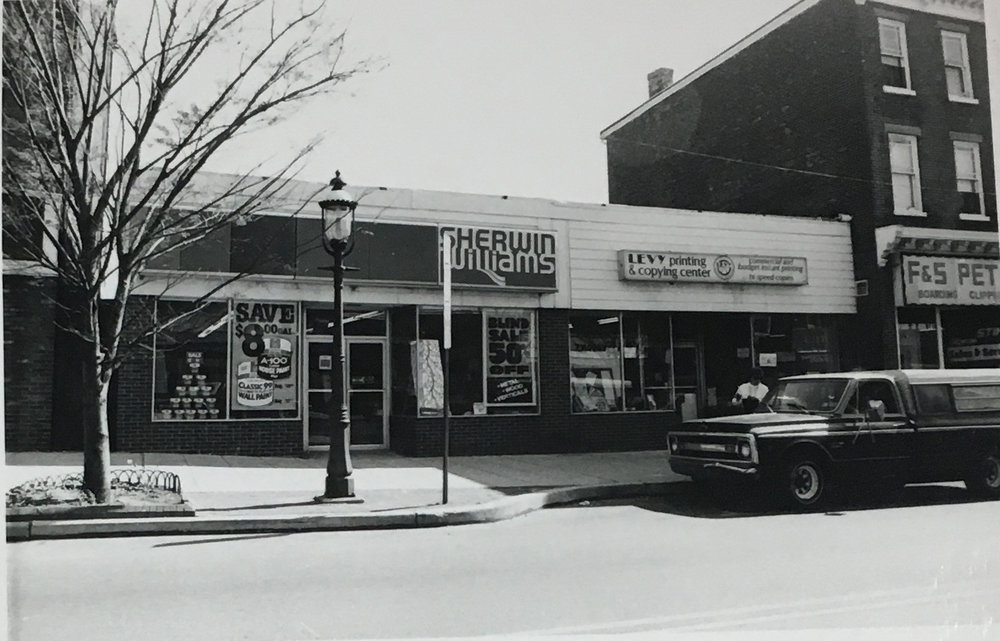 Building in 1985