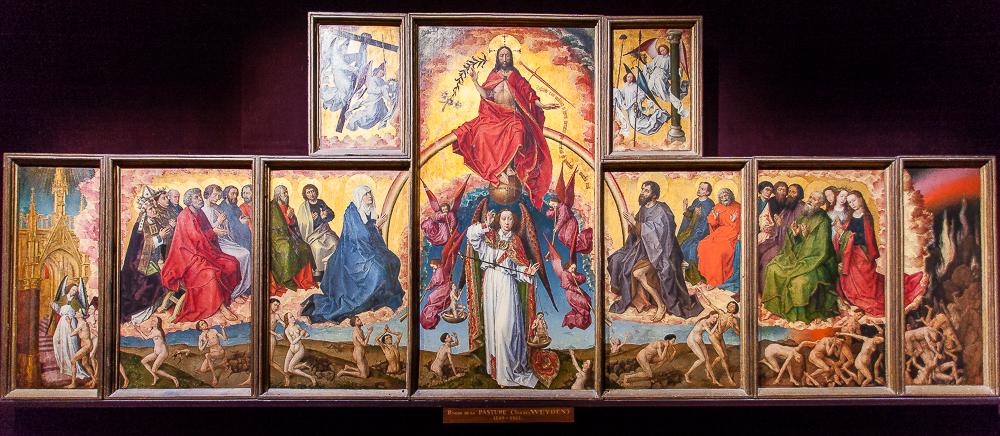 Polyptique du jugement dernier de Rogier van der Weyden