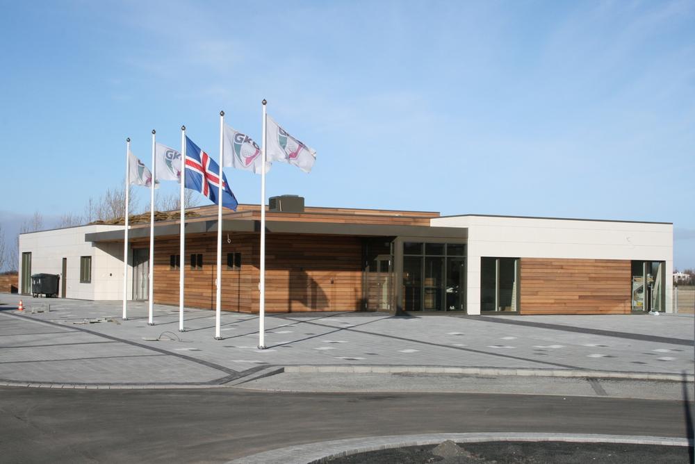 Golfklúbbur Garðabæjar og Kópavogs. Aðalverktakar: GG Verk. Verklok: apríl 2016