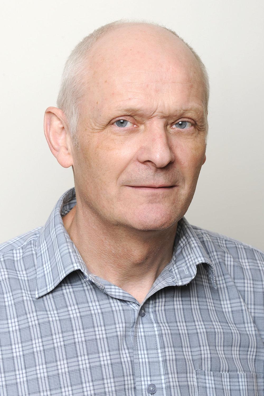 Ferdinand Hansen - Gæða- og öryggisstjóri GG