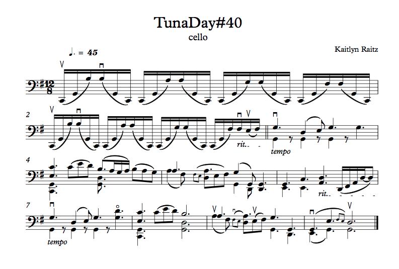 TunaDay#40