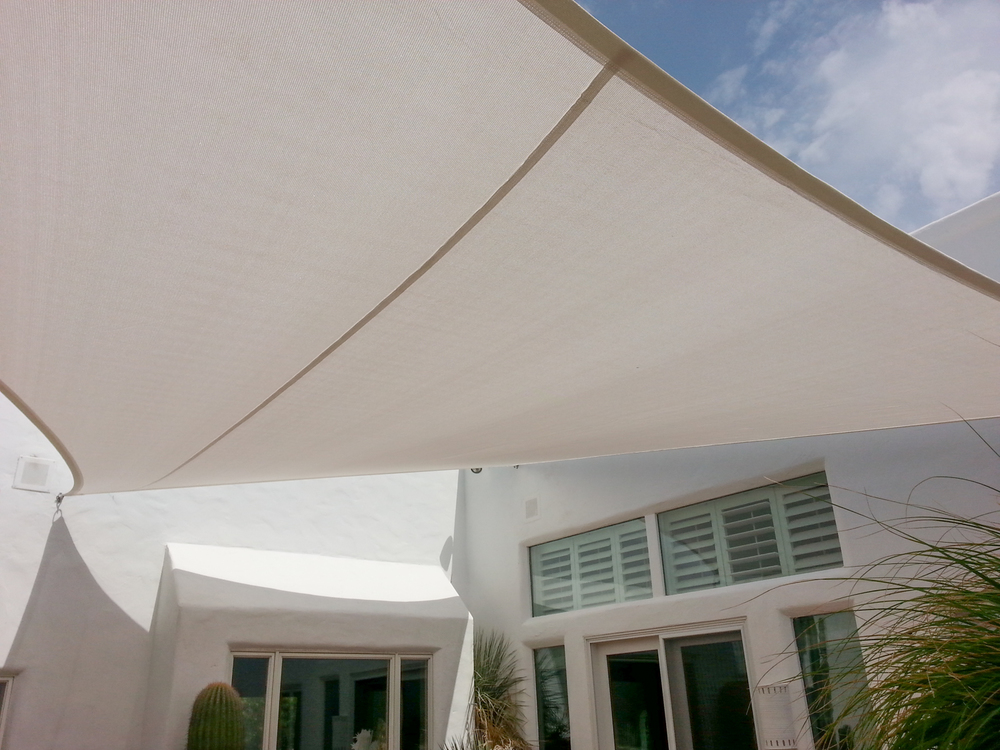 Custom Fit Shade Sail, 92210