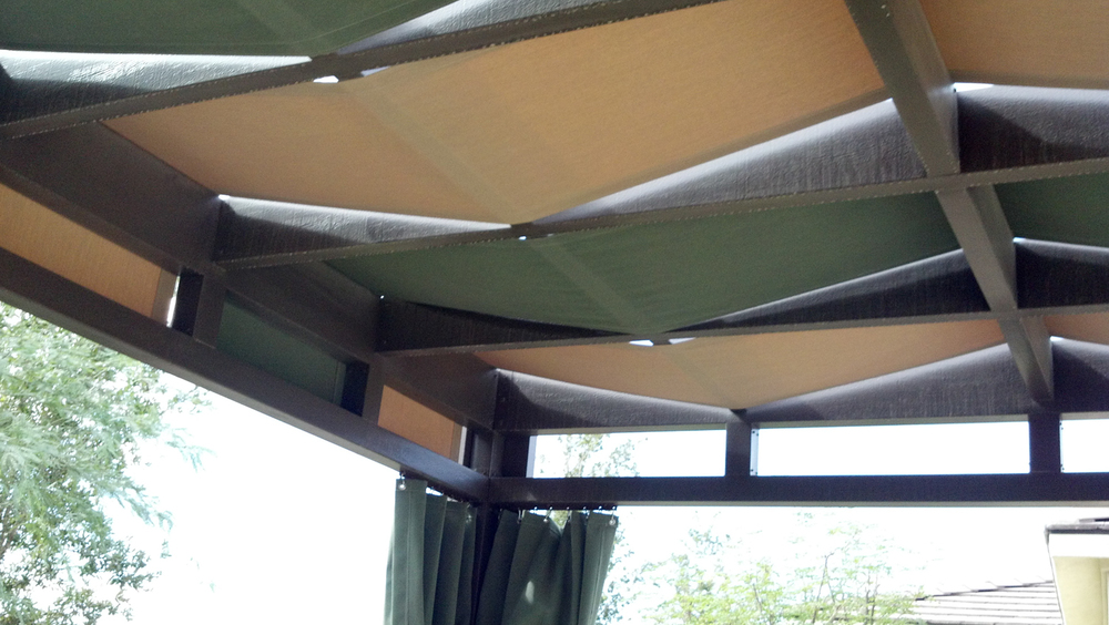 Sunbrella Fabric Shade Structure, Indian Wells, CA 92210