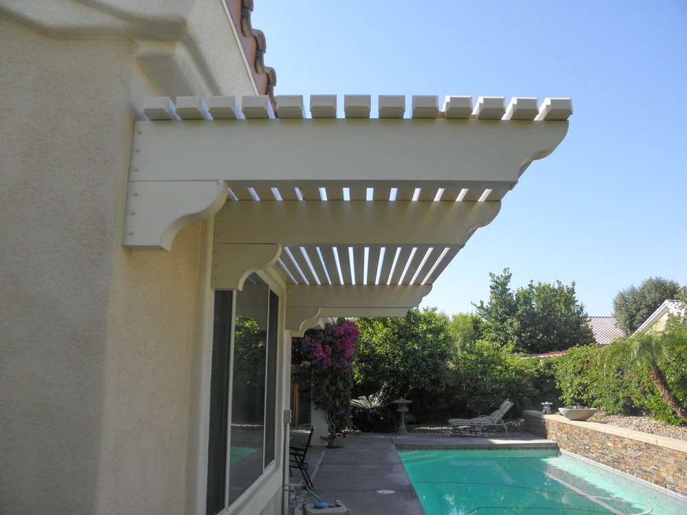 Patio Awnings Valley Patios Custom Aluminum Patio
