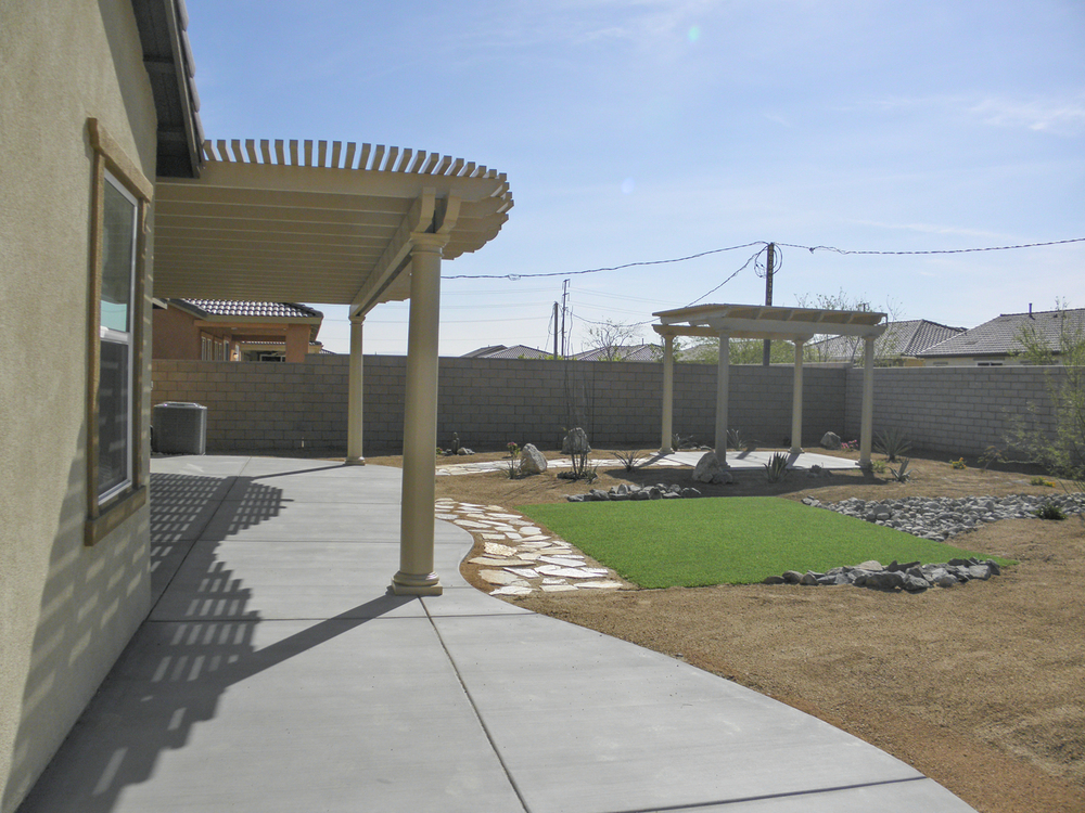 Patio Cover and Pergola, Palm Desert, CA 92211