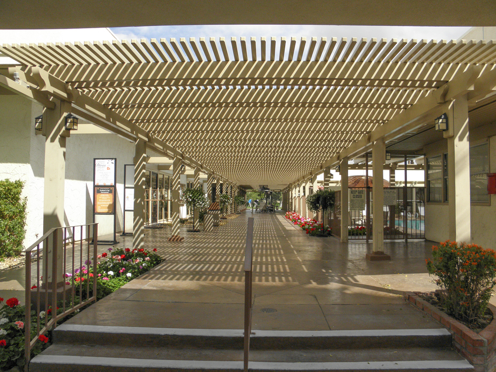 Long Custom Lattice Patio Cover, Rancho Mirage, CA, 92270