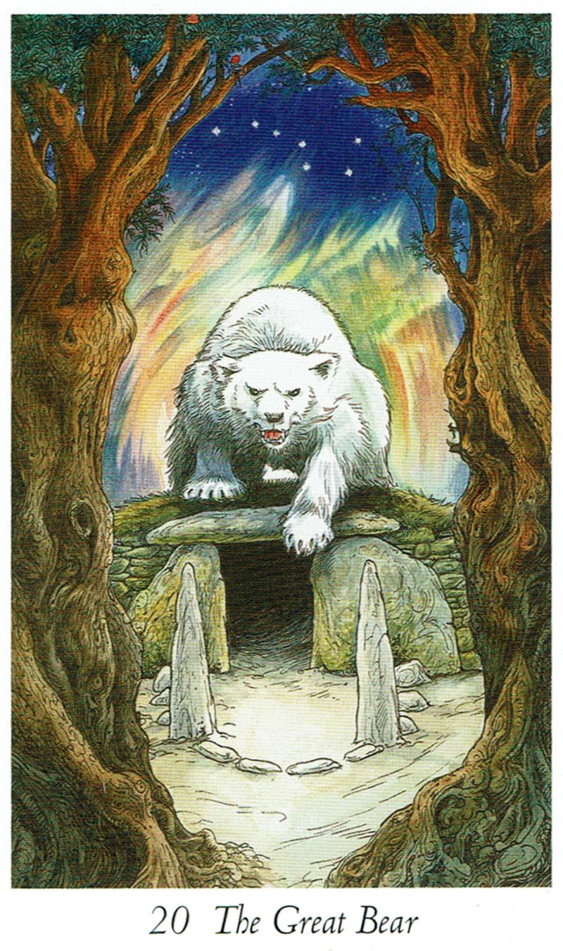 The Great Bear - Wildwood Tarot