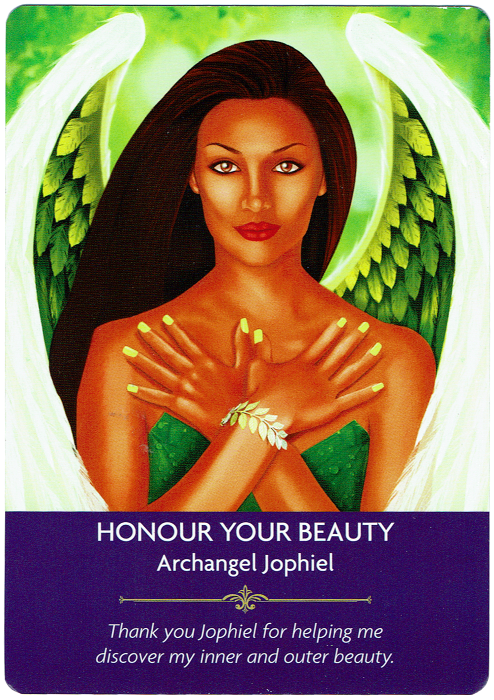 Honour Your Beauty - Archangel Jophiel