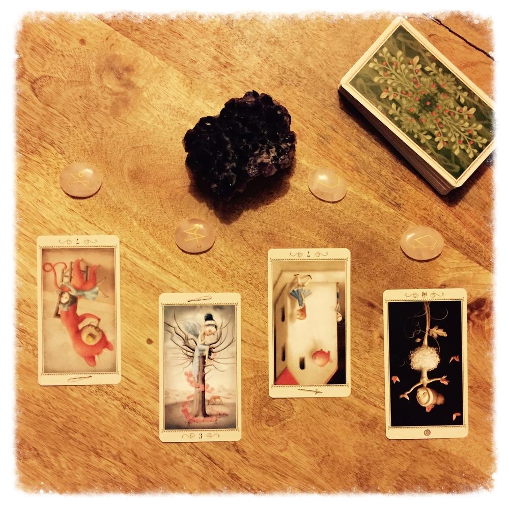 Weekly Reading 19 January - Nicoletta Ceccoli Tarot.jpg