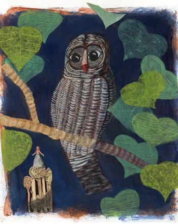 Owl ~ Awareness
