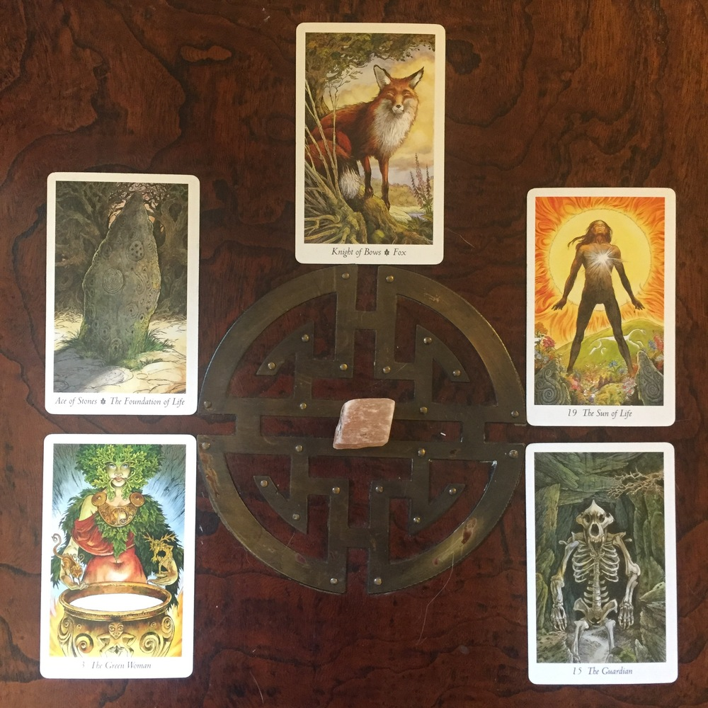 June Monthly Soul Reading with Wildwood Tarot