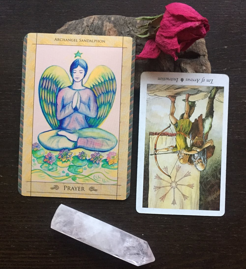 Wildwood Tarot & Ask an Angel Oracle