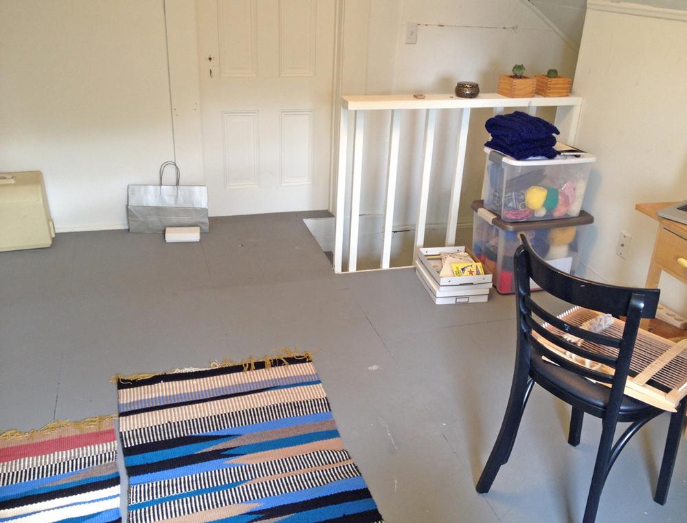 loom room before
