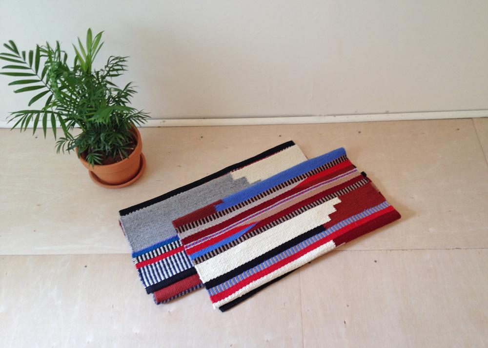loomroom woolrugs 3and4
