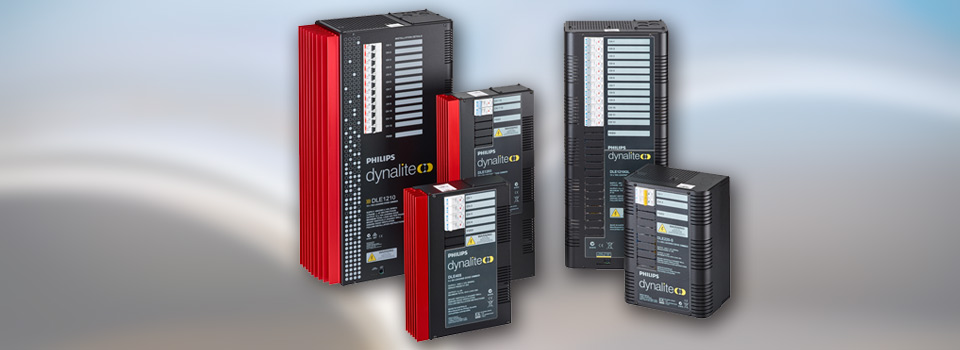 Dynalite controllers