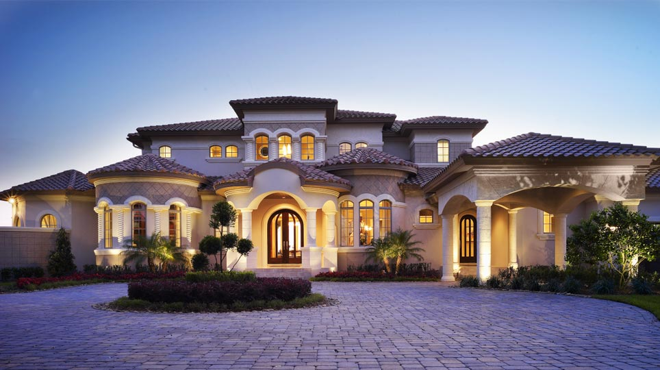 luxury Dynalite home