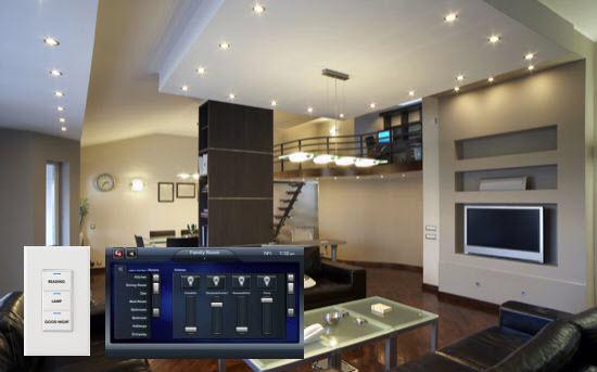 smart home lighting control control co
