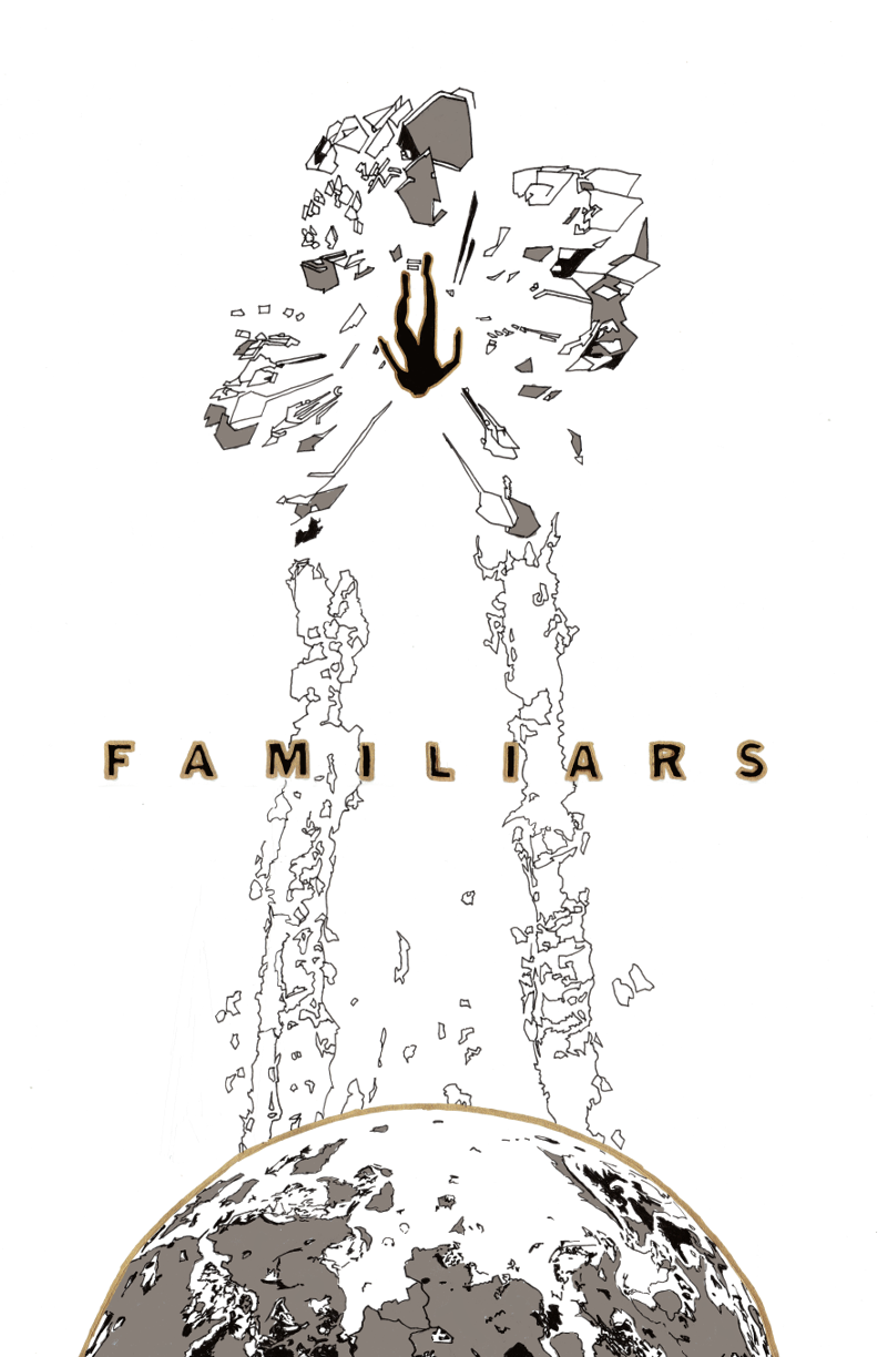 The cover of  Familiars