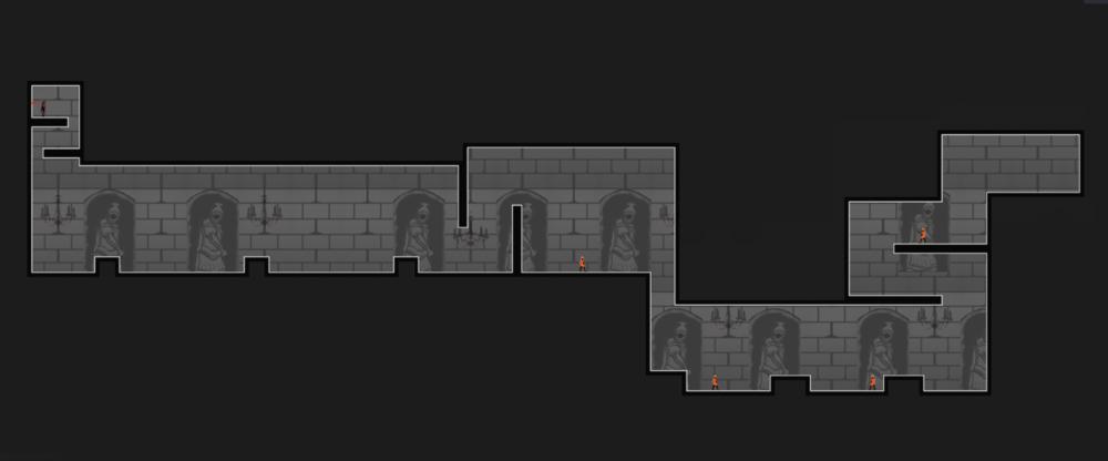 Level 1-1 of Kage