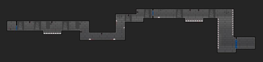 Level 1-3 of Kage