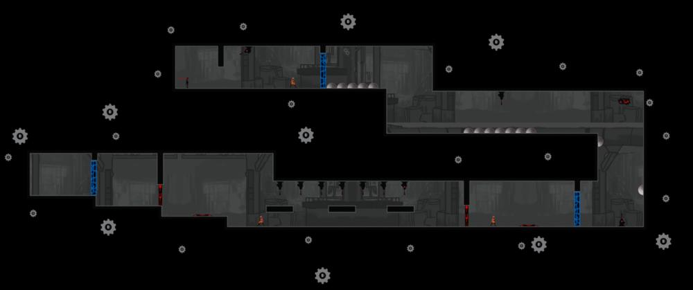 Level 2-1 of Kage