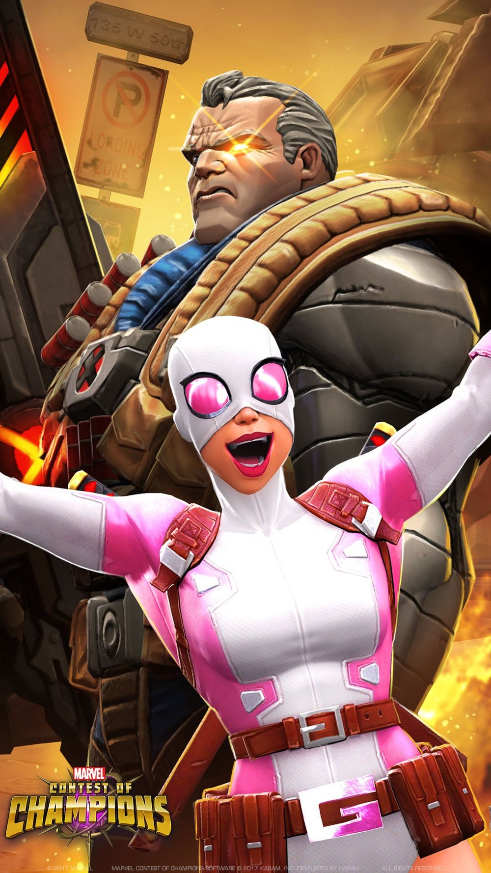 Gwenpool: Agent of C.A.B.L.E.