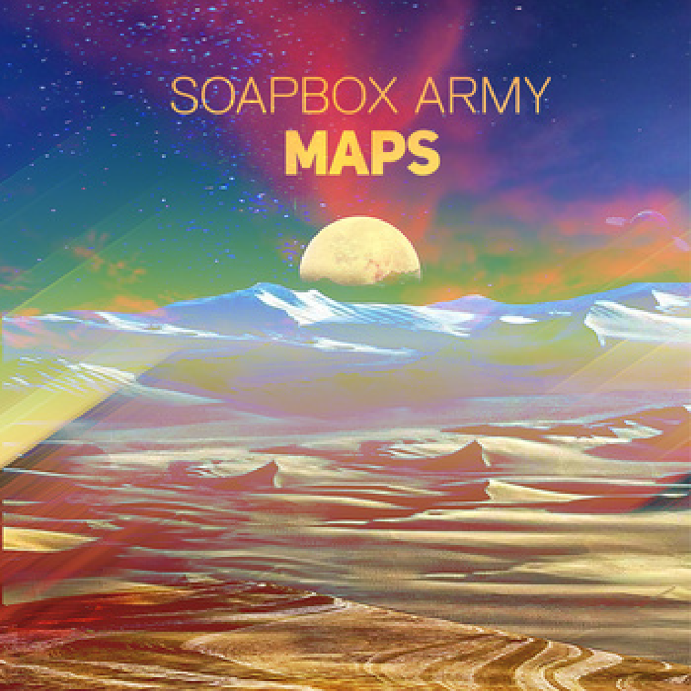 Soapbox Army: Maps (EP) Credits: Production, Mix, Engineer, Electric Bass, Guitars, Keys, Synths, Percussion