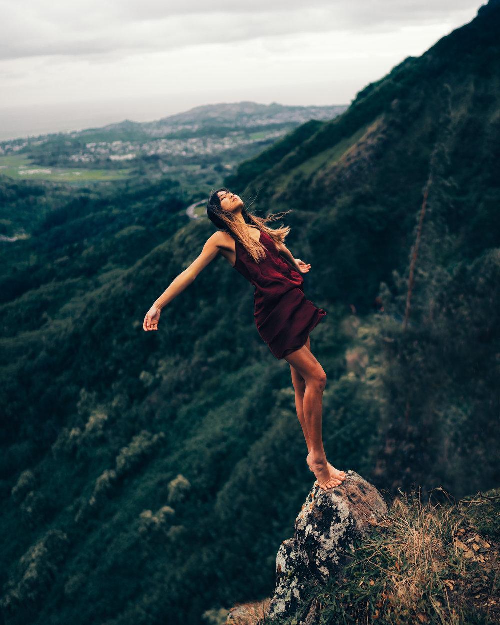levitation cliff