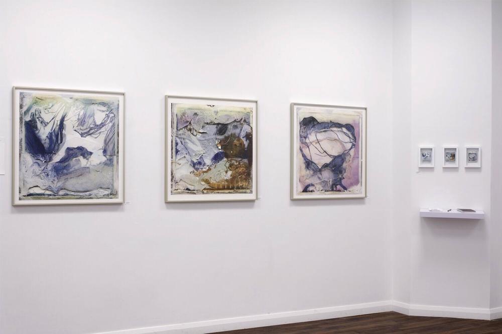 Préface (vue d'installation), 2014